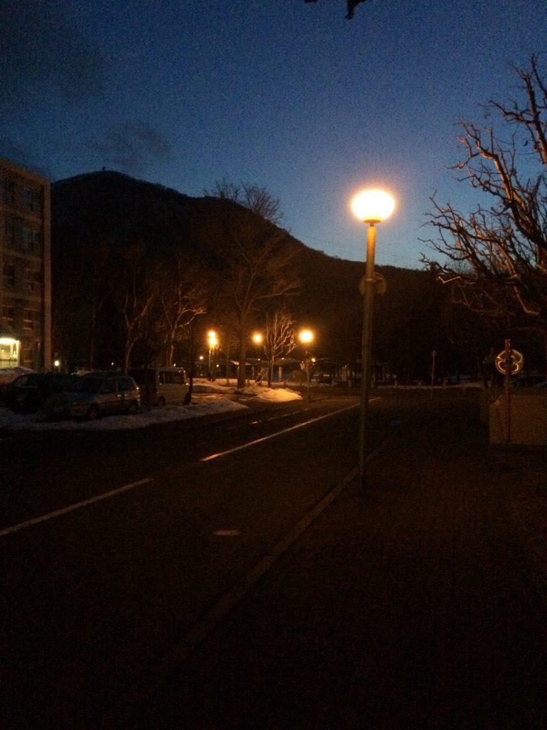 街灯 | 北海道,札幌,建築家,設計事務所,アトリエモノゴト