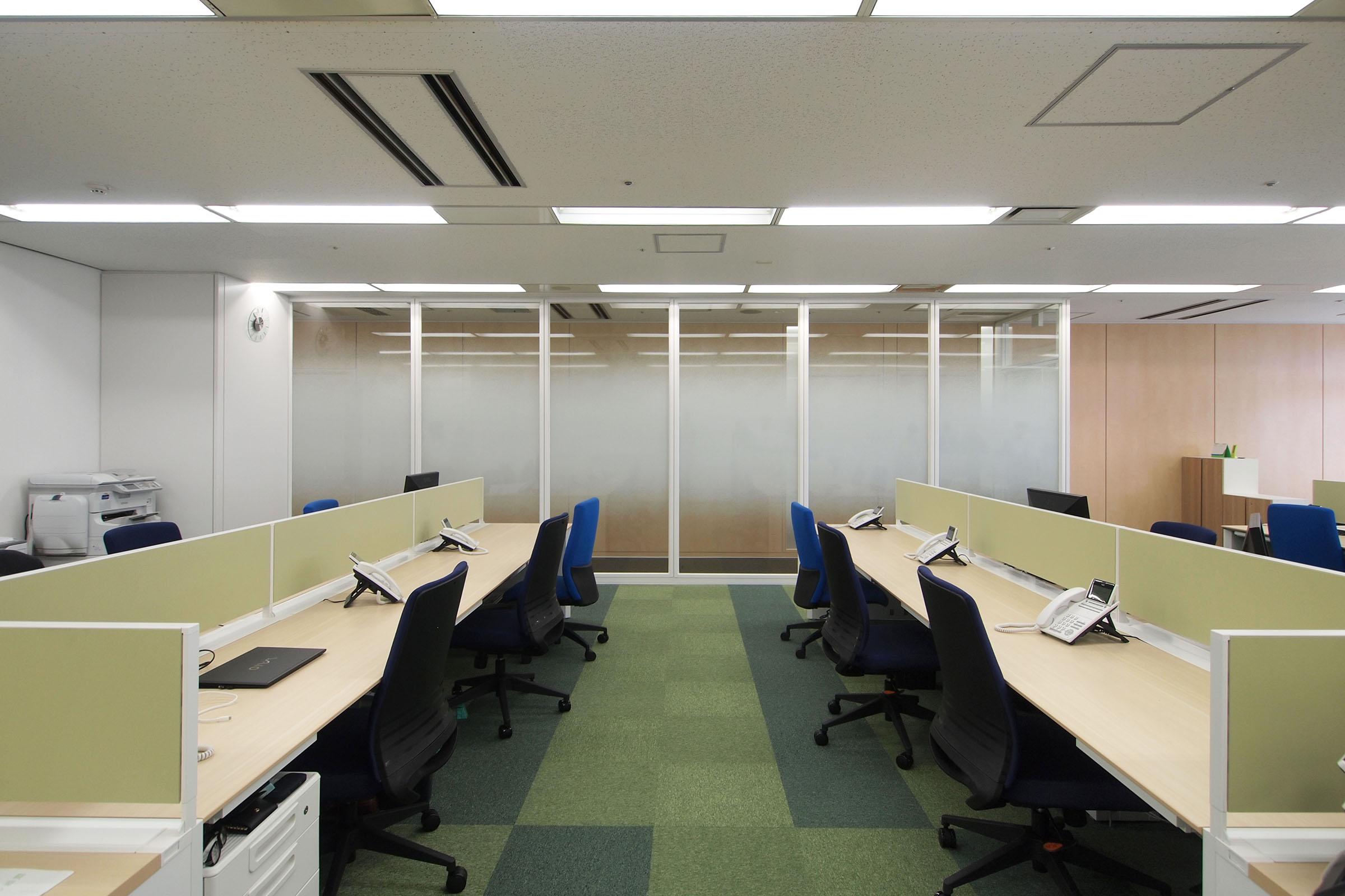 オフィス改修 - 札幌